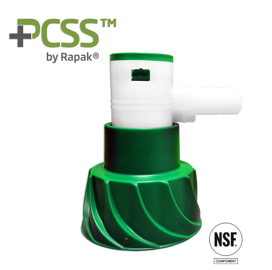 Rapak PCSS+ Connector