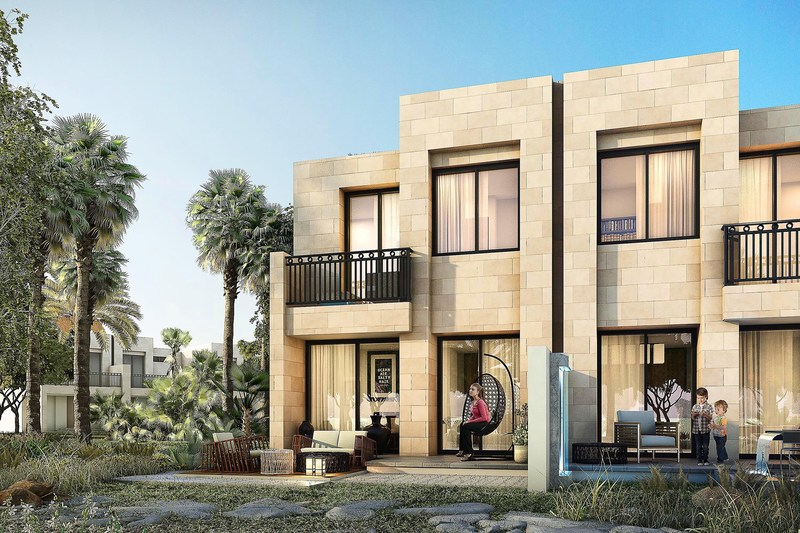 DAMAC Properties launches first modern stone villas (PRNewsFoto/DAMAC Properties)