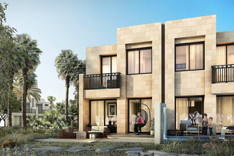 DAMAC Properties launches first modern stone villas (PRNewsFoto/DAMAC Properties)