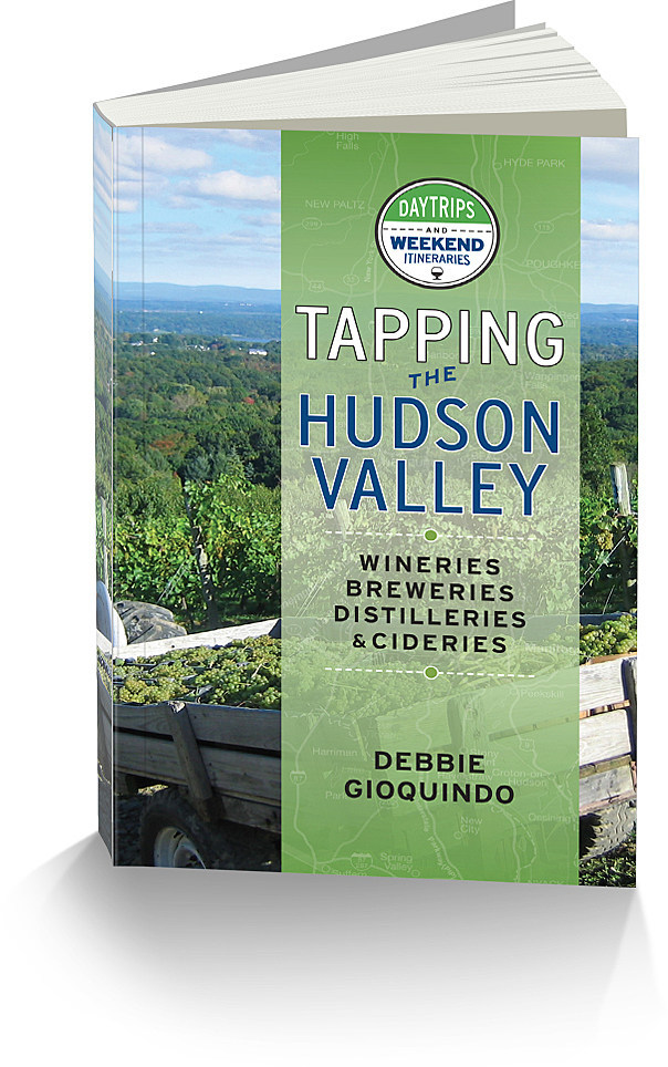 Your guide to visiting the wineries, breweries, distilleries, cideries of the Hudson Valley and the sights along the way.