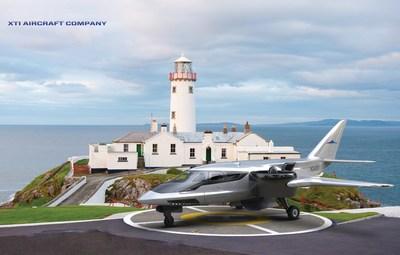 XTI Aircraft Company TriFan 600