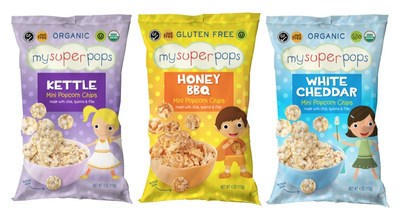 A whole grain, organic, nut free and gluten free kids snack made with nourishing superfoods chia, quinoa and flax.