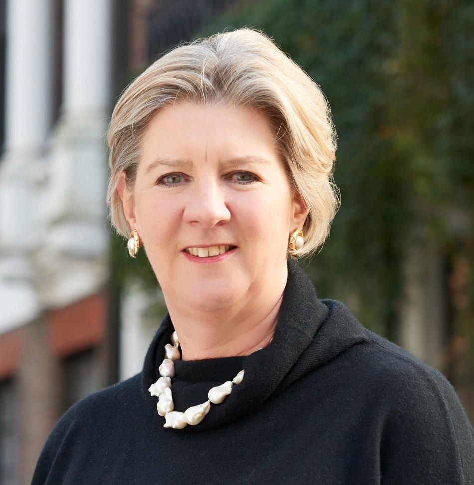 Bridget Barker, Executive Director Funds and Corporate, ZEDRA Group (PRNewsFoto/ZEDRA)
