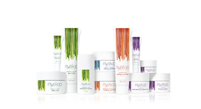Sundial Brands launches its first prestige skincare line, nyakio(TM), today at Ulta.  Inspired by her family, friends and travels, Nyakio Kamoche Grieco, a first-generation American of Kenyan descent, partnered with Sundial to bring her family recipes and global beauty traditions from 13 countries to the U.S. The 16 SKU line draws ingredients such as Manketti, Neroli, Maracuja and Yangu oils, Red Ginseng and Quinoa from countries including Kenya, China, Brazil, Spain, Egypt, India, Morocco, & Peru.