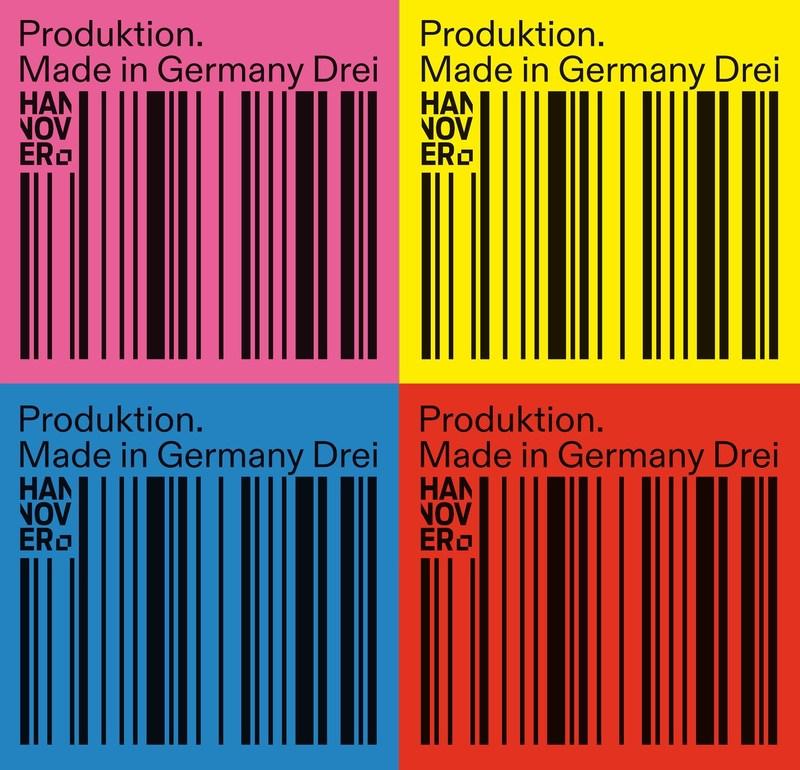 "Hannover: ""Produktion. Made In Germany Drei"" (PRNewsFoto/Hannover Marketing und Tourismus)"