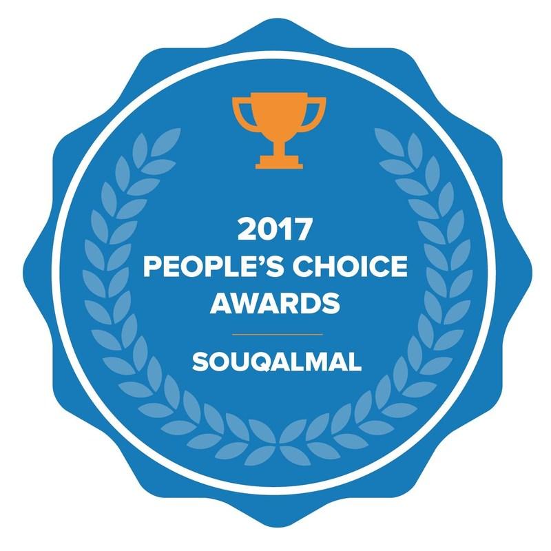 """Souqalmal : 2017 People's Choice Awards"" (PRNewsFoto/Souqalmal.com)"
