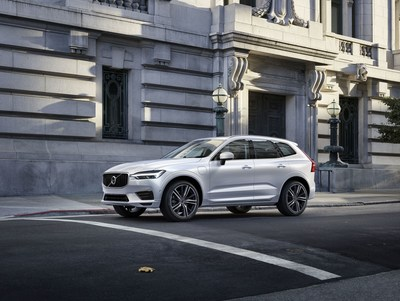 The New XC60 from Volvo. Inspiring confidence, wherever it goes. (PRNewsFoto/Volvo Car Group)