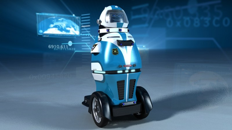 New autonomous security robots are the latest smart technology hitting the security industry.