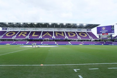 Orlando City Stadium Opens with Panasonic as Official Technology Solutions Provider and Partner