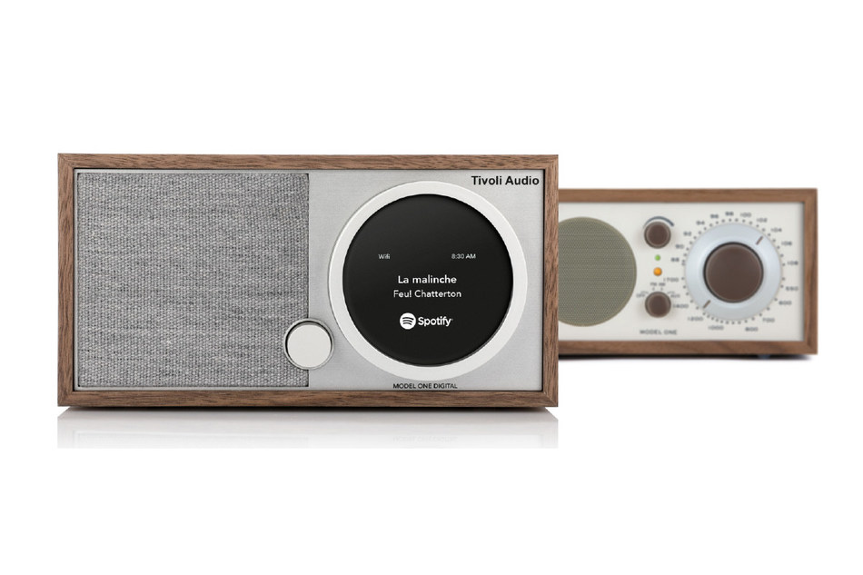 The Model One Digital is the new iteration of the classic Model One by Tivoli Audio.