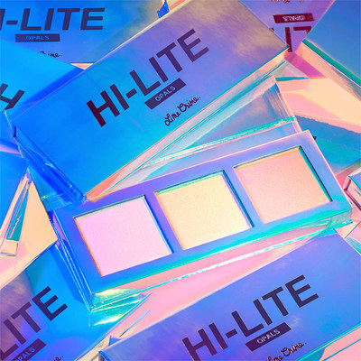 Lime Crime Launches HI-LITE: Opals, Opalescent Highlighting Palette