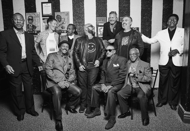 New Album Out April 14 - Ladies & Gentlemen: Barenaked Ladies and The Persuasions