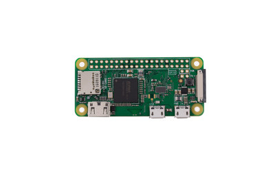 Raspberry Pi Zero W single board computer
