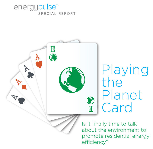 Playing the Planet Card