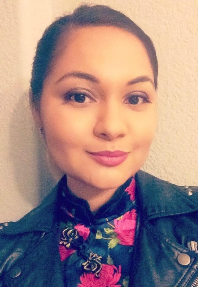 Scholarship Winner Raquel Solares