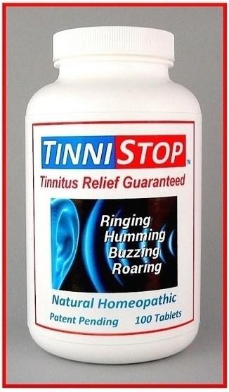 TinniStop -- Natural Tinnitus Relief