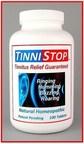 TinniStop -- Breakthrough Medicine for 50 Million Tinnitus Sufferers