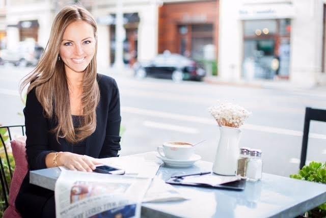 Nicole Lapin Named Winner of GOBankingRates' 2017 Best Money Expert Competition