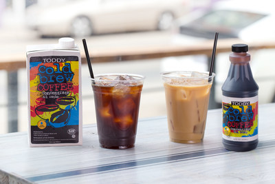 S&D Coffee & Tea TODDY cold brew coffee concentrates