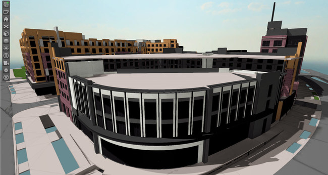 DSi Digital Launches VIZZ 3D, a Powerful Building Visualization and Collaboration Tool