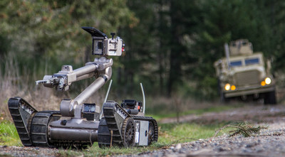 Endeavor Robotics 510 PackBot - the multi-mission robot