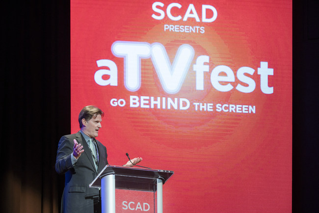 Savannah College of Art and Design (SCAD) announced today actor D.W. Moffett's appointment as chair of the university's film and television department.