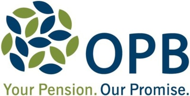 Ontario Pension Board (CNW Group/Cadillac Fairview Corporation Limited)
