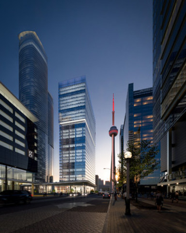 16 York Rendering (CNW Group/Cadillac Fairview Corporation Limited)