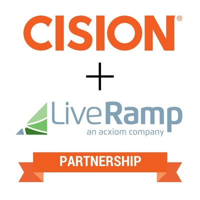 Cision and LiveRamp Partner to Leverage Identity in Earned Media