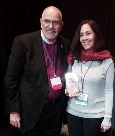 Doctor Mariela Castro and Rev. Troy Perry