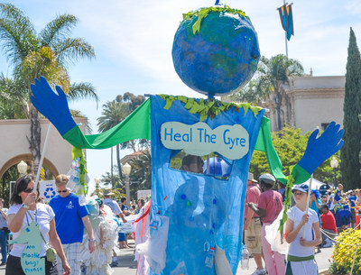 Puppet Insurgency in San Diego Earth Day Parade
