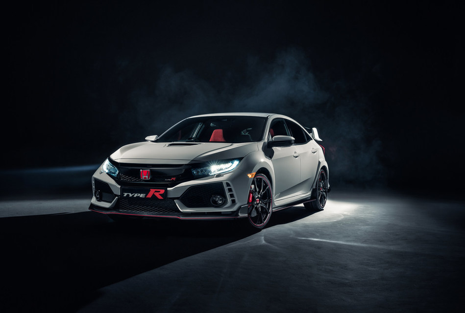 The Wait Is Nearly Over: New 2017 Honda Civic Type R Makes Global Debut at Geneva Motor Show