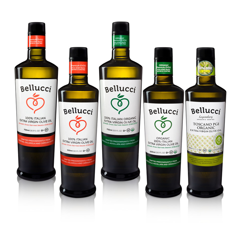 Introducing the 2017 Bellucci Family of Products!