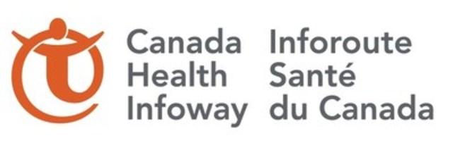 Logo : Inforoute Santé du Canada (Groupe CNW/Fondation canadienne pour l'amélioration des services de santé)