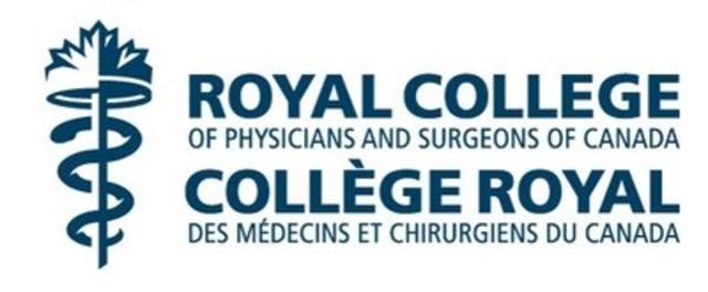 Logo : Collège royal des médecins et chirurgiens du Canada (Groupe CNW/Fondation canadienne pour l'amélioration des services de santé)