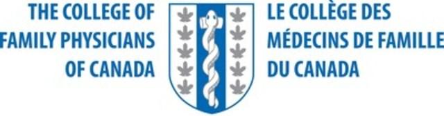 Logo : Le Collège des médecins de famille du Canada (Groupe CNW/Fondation canadienne pour l'amélioration des services de santé)