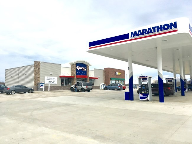 Ideal Market, a growing chain of midwest Kentucky convenience stores owned by the Rocket Oil Company, has announced the opening of its newest store location in Hanson, Kentucky at 260 Veterans Drive.