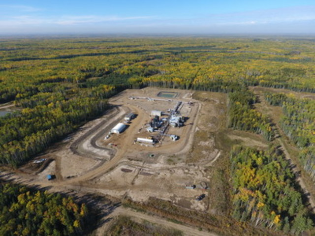 Nsolv is beginning to shut down its pilot plant, marking the end of a highly successful project that has proven Nsolv to be a game-changing technology for the oil industry. (CNW Group/Nsolv)