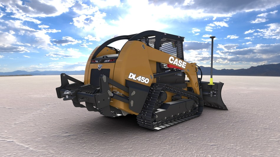 The new CASE DL450 Compact Dozer Loader - AKA Project Minotaur