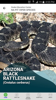 SnakeBite911 Expands Free Snake Education and Snakebite Safety App to Android Devices