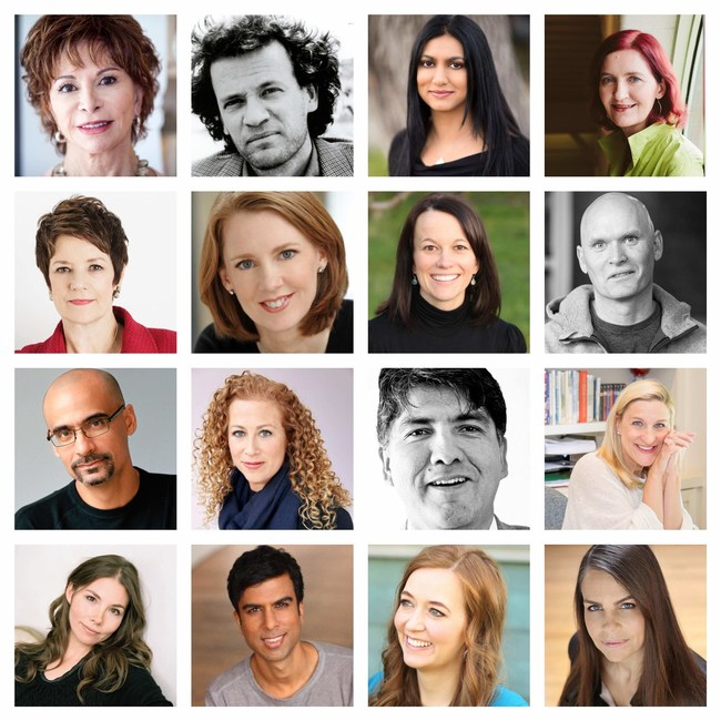 World's bestselling, most beloved writers donate a night to #Read4Refugees
