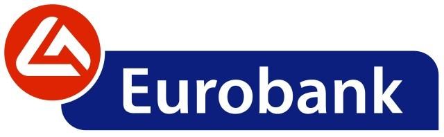 Eurobank Logo (PRNewsFoto/BrightStarr)