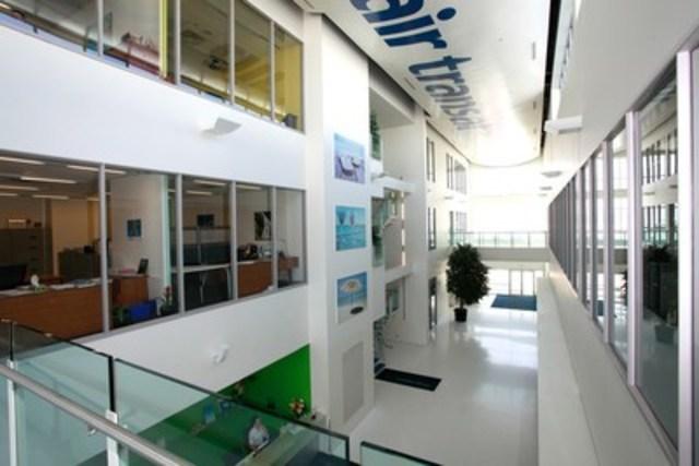 Air Transat headquarters / Siège social d'Air Transat (CNW Group/Transat A.T. Inc.)