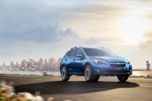 2018 Subaru Crosstrek (CNW Group/Subaru Canada Inc.)