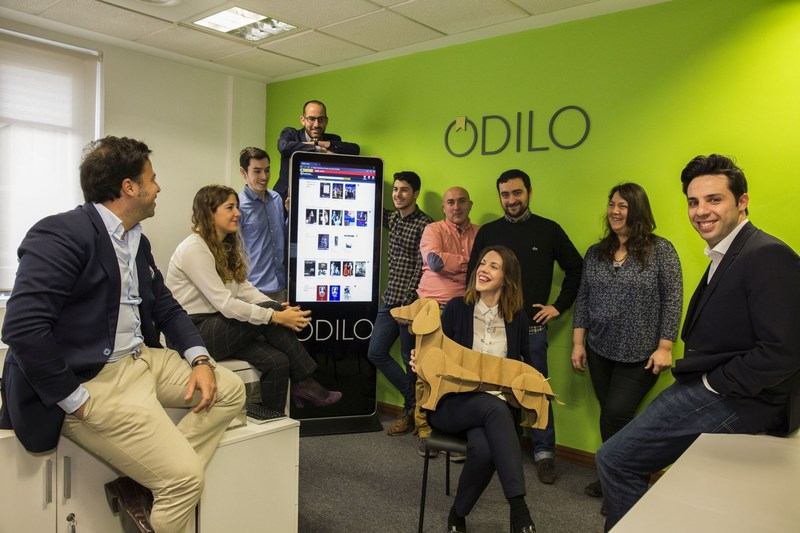 ODILO, global platform provider for digital content management, closes an investment round of 6 million euro
