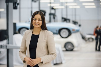 Sukhi Clark, senior manager engineering and operations (PRNewsFoto/Jaguar Land Rover)