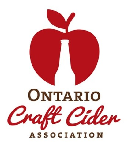 ONTARIO CRAFT CIDER PRODUCERS PLEASED TO RECEIVE SUPPORT AND RECOGNITION FROM ONTARIO GOVERNMENT (CNW Group/Ontario Craft Cider Association)
