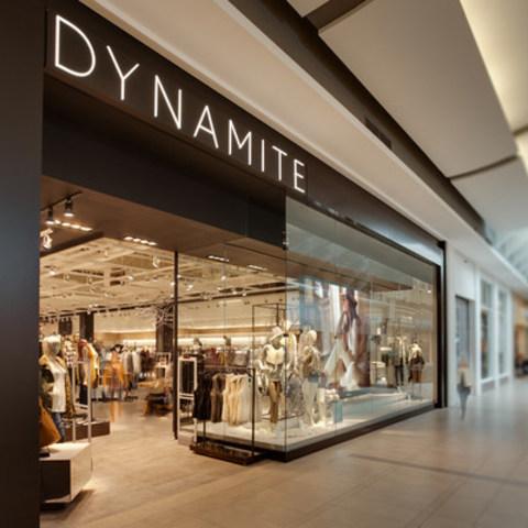 Nouveau concept de magasin Dynamite (Groupe CNW/Dynamite)