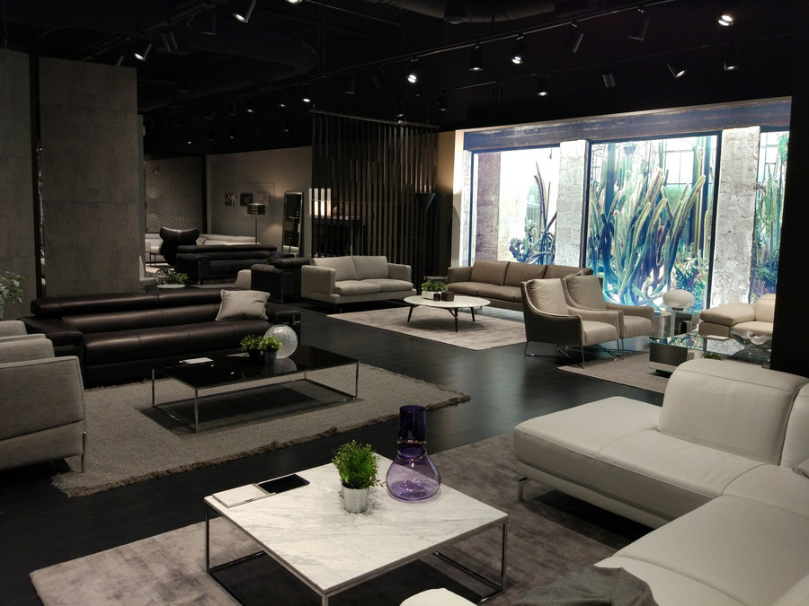 Furniture stores in paramus nj - Natuzzi Announces The Grand Opening Of Its Largest Store In The U S Paramus New Jersey