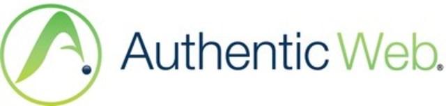Authentic Web Logo (CNW Group/Authentic Web)